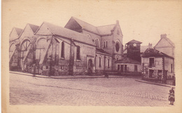 Sannois - Abside De L'Eglise - Sannois