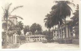 ROOSEVELT AVENUE CRISTOBAL CANAL ZONE CIRCA 1930 CPA UNCIRCULATED TRES BON ETAT - Panama