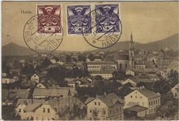 HAIDA - Vue Generale - General View - República Checa