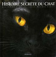 HISTOIRE SECRETE DU CHAT - Extraits - Casterman 1993 - Andere