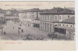 Arona - Stazione Ferroviaria      (A28-110125) - Italia