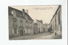 ETAMPES 78 MAISON DE DIANE DE POITIERS MUSEE CAISSE D'EPARGNE 1916 - Etampes