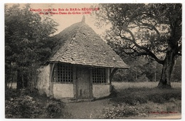 Bar Le Régulier : Chapelle Rurale Des Bois Dite Notre-Dame De Grâce (Editeur G. Gervais, Saulieu) - France