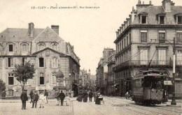 14 CAEN  Place Alexandre III  - Rue St-Jean - Caen