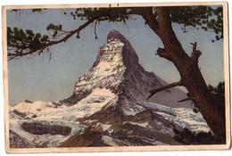 Riffelalp Ob Zermatt Matterhorn - VS Valais