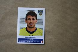 Panini Rugby 2016- 2017( Remi Lamerat Clermont Asm  N°125 ) - Panini