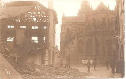 Fotokaart Carte Photo Wervik - War 1914-18