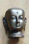 Tête De Bouddha - Statuette (presse-papiers?) Offerte Par Les éditions Robert Laffont - Pubblicitari