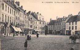 ¤¤  -  34   -  PAIMPOL   -  La Place Du Martray   -  ¤¤ - Paimpol