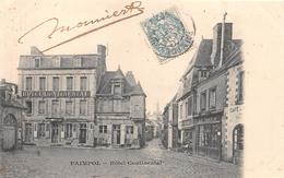¤¤  -   PAIMPOL   -  Hôtel Continental  -  ¤¤ - Paimpol