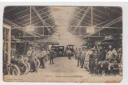 VITTEL - GRAND GARAGE LETERME - Vittel Contrexeville