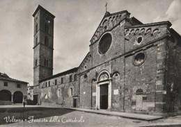 11041) VOLTERRA FACCIATA CATTEDRALE NON VIAGGIATA - Pisa