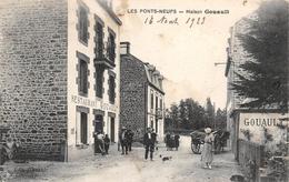 """¤¤  -   LES PONTS-NEUFS  -  HILLION - MORIEUX  -  Restaurant , Maison """" Gouault """"   -  ¤¤ - France"""