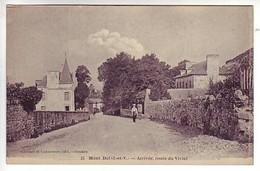 35 Mont-Dol - Arrivée Route Du Vivier - France