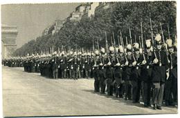 Editeur Georges Lang Ecole Spéciale Militaire - Manoeuvres