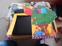 "Disney ""Winnie L'Ourson"" - Plaques En Carton"