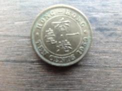 Hong Kong  10  Cents  1959  Km 28 - Hong Kong