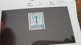 LOT 346316 TIMBRE DE FRANCE NEUF(*) N°4