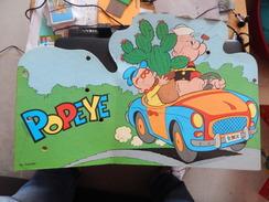 Popeye - Plaques En Carton