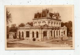 Cp , 17 , L'HOTEL DES POSTES ET TELEGRAPHES , ROCHEFORT SUR MER , Vierge , Ed : Bergevin , N° 6369 - Postal Services