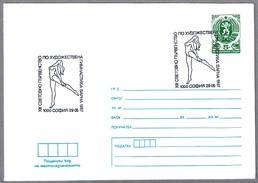 COPA DEL MUNDO DE GIMNASIA - WORLD CUP GYMNASTICS VARNA 1987. Sofia, Bulgaria, 1987