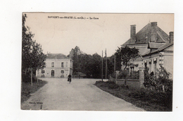 Savigny Sur Braye ( L Et Ch ) - La Gare - 41 - - France