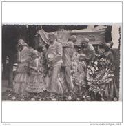 SVLLTPA1879CPA-LFTD12634TBES.Tarjeta Postal DE SEVILLA.ARTE.Escultura,.cementerio,MAUSOLEO DE TORERO JOSELITO En SEVILLA - Esculturas