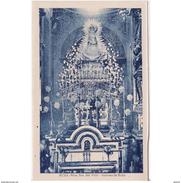 SVLLTPA1943CPA-LFTD5412TBES.Tarjeta Postal DE SEVILLA.ARTE.Escultura.LA VIRGEN DEL VALLE.Patrona De ECIJA - Esculturas