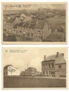 2 Oude Postkaarten Uit Mariakerke (Oostende) - Oostende