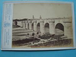 Espagne - Madrid - Photo Cartonnée 11 X 16cm - Puente DeToledo En Madrid - J. Laurent Photographe à Madrid - Madrid