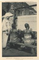 Afrique - Burkina Faso - AOF - Ouagadougou - Métiers à Tisser - Burkina Faso