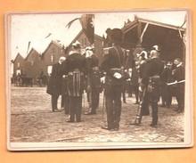 Foto Op Karton  120mm Bij 90mm Leopold 2 Te Antwerpen Dokken - Antwerpen