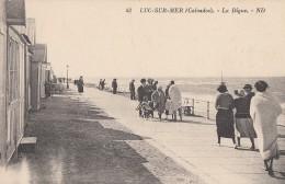 Luc Sur Mer 14 - Digue Cabines Bois - Editeur LL N° 43 - Luc Sur Mer
