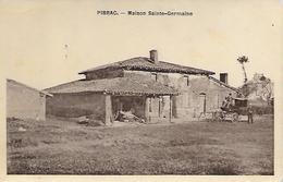 PIBRAC - ( 31 ) Maison St-Germaine  ( C.P.S.M. -(Pt-Ft ) - Pibrac