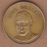 AC - UWE SEELER TRAUM ELF 1968 SHELL TOKEN - JETON - Monetary /of Necessity