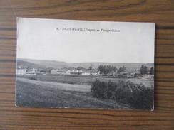 Beauménil    ( Vosges )       Tissage Colson - Other Municipalities
