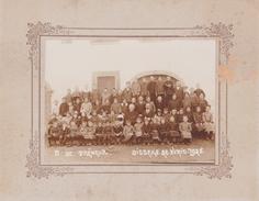 SUISSE - BILLENS - 28 Avril 1925 - Photo De Classe - B. De TRÉMEUR - Photography