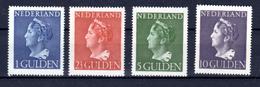 Wilhelmine, 442 / 445**, Cote 570 €, - 1891-1948 (Wilhelmine)