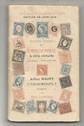 CATALOGUE MINIATURE ARTHUR MAURY JUIN 1913 - Catalogues De Maisons De Vente