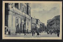 CALTANISSETTA - Corso Umberto I - Ed. G. Calogero - Caltanissetta