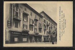 LA SPEZIA - Albergo Genova E Centrale - Via Duca Di Genova 14 - Prop. Bocchini - La Spezia