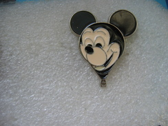 Pin's Mongolfiere Mickey - Airships