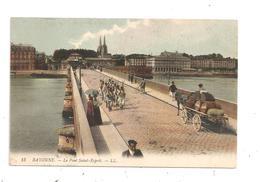 Bayonne-Le Pont Saint-Esprit- Attelage-(B.7918) - Bayonne