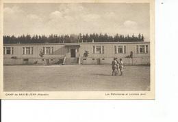 57-CAMP DE BAN SAINT JEAN LES REFECTOIRES ET CUISINES - France