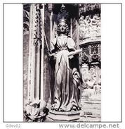 TGNTPA2444CPA-LFTD10645TBES.Tarjea Postal De TARRAGONA.Escultura.SANTA TECLA,patrona De  TARRAGONA - Esculturas