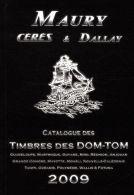 Timbres Des Dom-Tom Arthur Maury - France