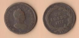 Gorizia 1 Soldo 1777 S Maria Theresa - Regional Coins