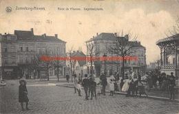 Dageraadplaats Zurenborg - Antwerpen