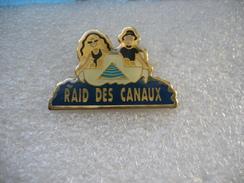 Pin's Du Raid Des Canaux  En Stand Up Paddle. Fêtes De La Lys  59- LA GORGUE - Billiards