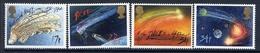 UNITED KINGDOM 1986 1060-1063. COMET GALLEY - Space